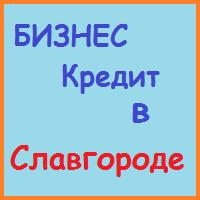 кредиты бизнесу в славгороде