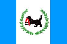 флаг иркутской области россия