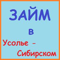 займы в усолье-сибирском онлайн