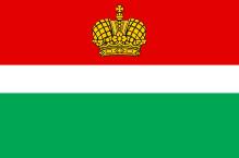 флаг калужской области россия
