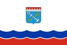 флаг ленинградской области россия