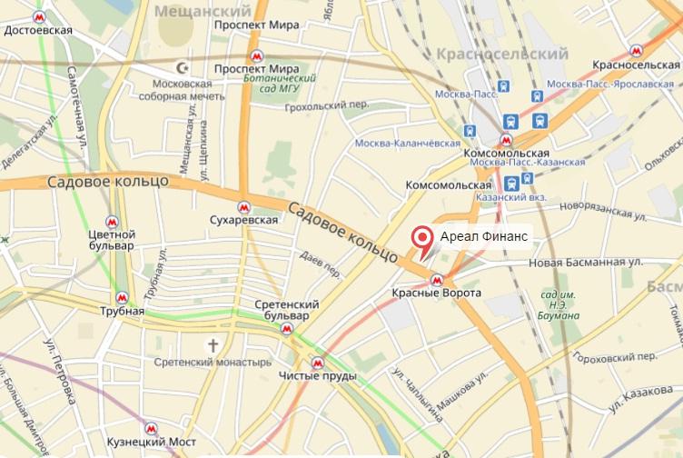 оформить кредитную карту адрес и телефон банка в москве