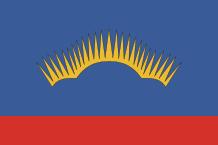 флаг мурманской области россия