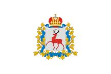 флаг нижегородской области россия
