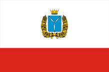 флаг саратовской области россия