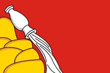 флаг воронежской области россия